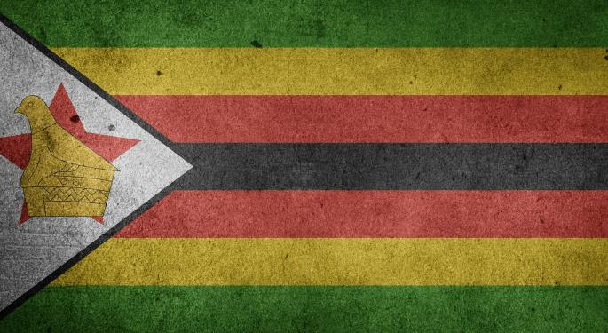 Zimbabwe Celebrating Anti-Sanctions Day