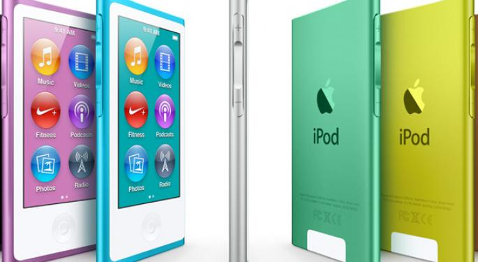 iPhone 5 Event Suggests No iPad Mini in Production