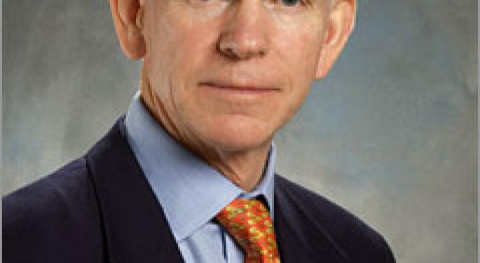 """Jeremy Grantham Says Bonds Are """"Grotesquely Overvalued"""""""