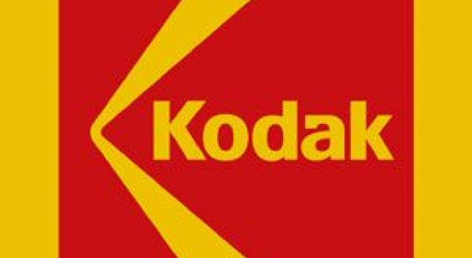 Kodak sues Apple and Research in Motion