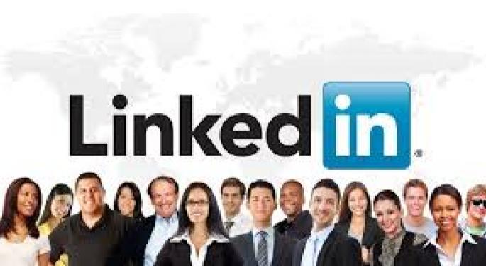 LinkedIn Revenue Jumps 59%