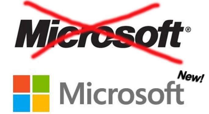 What is Microsoft's Motivation Behind Its Logo Change?