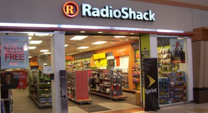 RadioShack Insiders Buy on Stock Dip