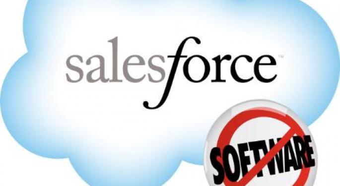 Cash Flow Shenanigans: Salesforce.com Edition