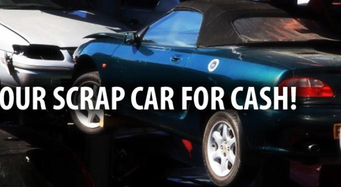 Pros And Cons Of Getting Cash For Scrap Cars