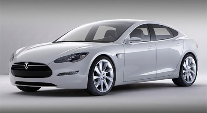 Tesla Plummets After Filing Warning with SEC