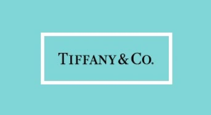 Tiffany Earnings Preview: Lower EPS, Higher Sales Forecast for Q2