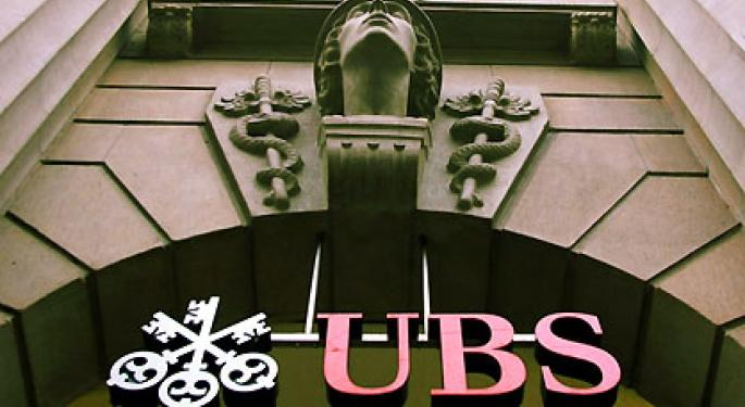 UBS Profits Plunge, Hit by Facebook IPO Loss