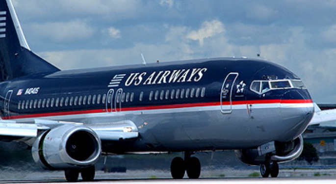 A Merger Between US Airways and AMR Could be in the Cards