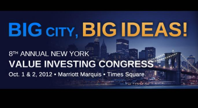 Bill Ackman, David Einhorn Headline the Eighth Annual Value Investing Congress