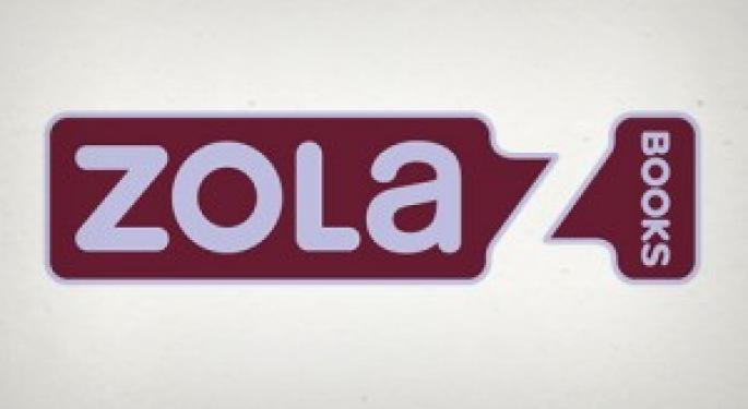 Zola Books to Revolutionize E-book Market?