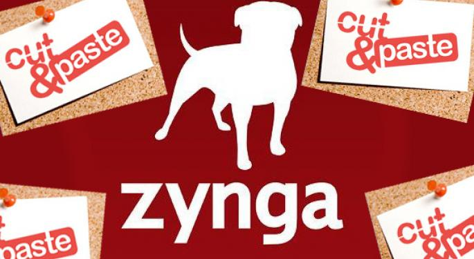 Zynga Expands Game Lineup with New Nokia Deal